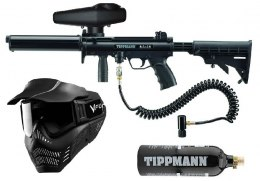 zestaw paintball Tippmann A5 Stealth